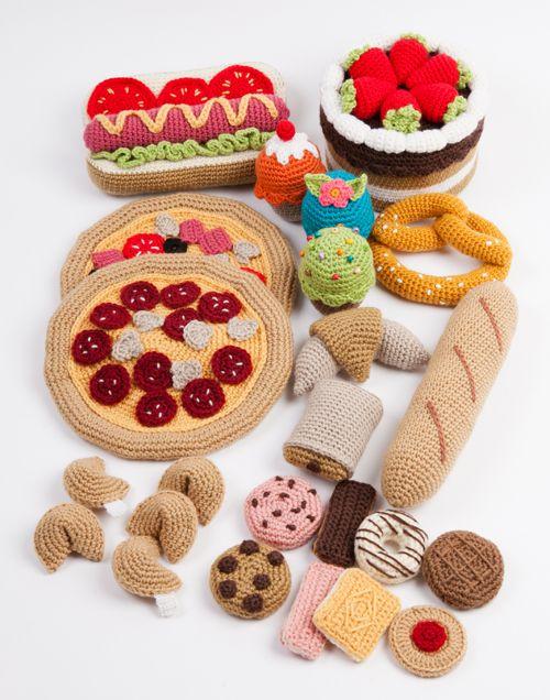 aliments dinette crochet diy