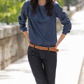 blouse avantages patron gratuit