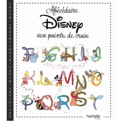 Hachette disney broderie point de croix