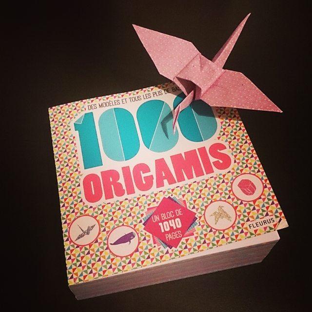 origami fleurus flow magazine #flow29jours